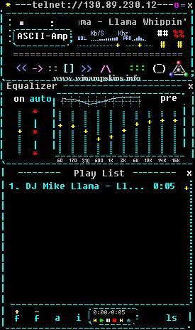 ASCII Amp