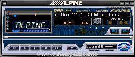 AlpineCDA 7965
