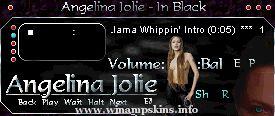 Angelina Jolie   In Black (G)
