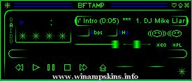 BugFree Amp Green LITE v2