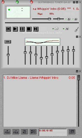 Audio X