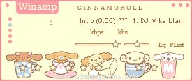 Cinnamoroll and Friends