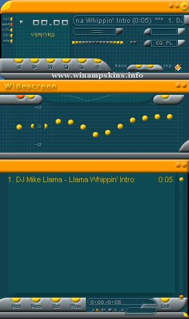 Debbie does  Winamp