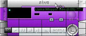 GREY AMP