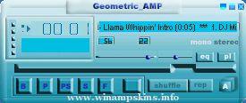 Geometric AMP