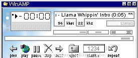 Mr DeeJays Real WinAMP