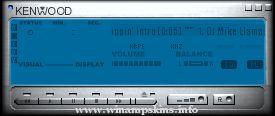Kenwood AMP Blue Steel