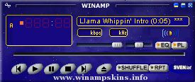 winamp xp by spike