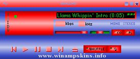 winamp music match: