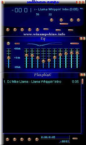 Palm Amp i705