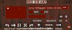 Red Dwarf Amp 1   Red Dwarf