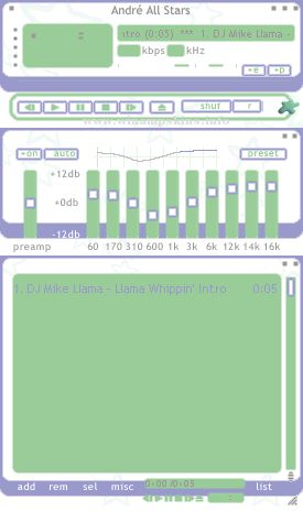 Papyrus AMP