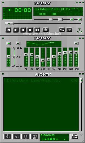 Sony TX 7500