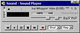Sound Player