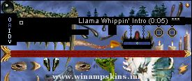 WinAmp 98 for Mr Bill