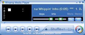 Winamp Media Player 10