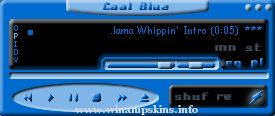 cool blue   amp