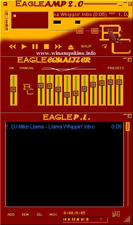 eagleamp 20