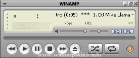 iTunes 6 Winamp