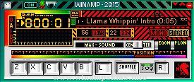 NGE Winamp   2015
