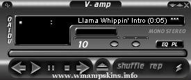 v amp